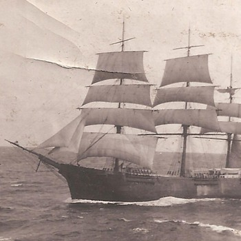 Unknown Sailing Ship - Photographs