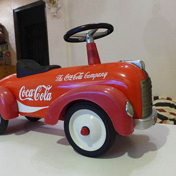CocaCola Speedster Freestyle