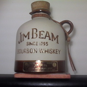 JIM BEAM JUG