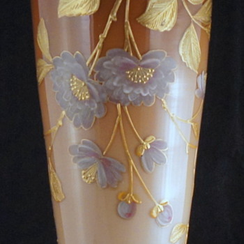 MY LOVELY HARRACH VASE - Art Glass