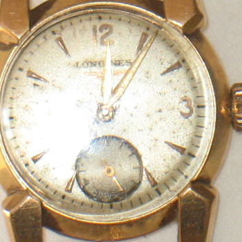 My Mom&#039;s Longines