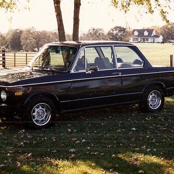 My 1975 BMW 2002