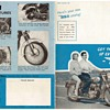 1960 B.S.A. Motorcycles Advertisement Pamphlet