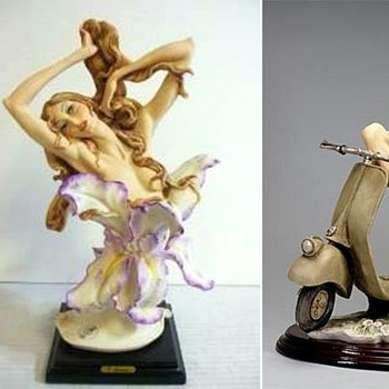 More Giuseppe Armani Women Figurines