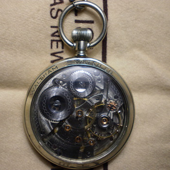 More Photos of the Waltham - Pocket Watches