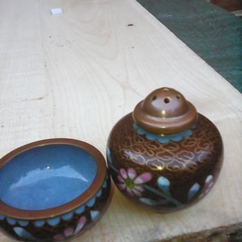 My salt and pepper pot