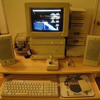 Apple IIGS Complete Setup - Office