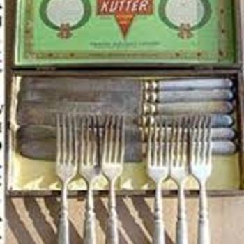 Keen Kutter Silverware