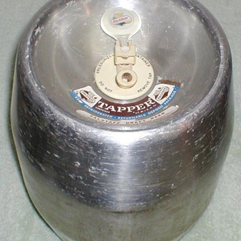 TAPPER Mini beer keg - Breweriana