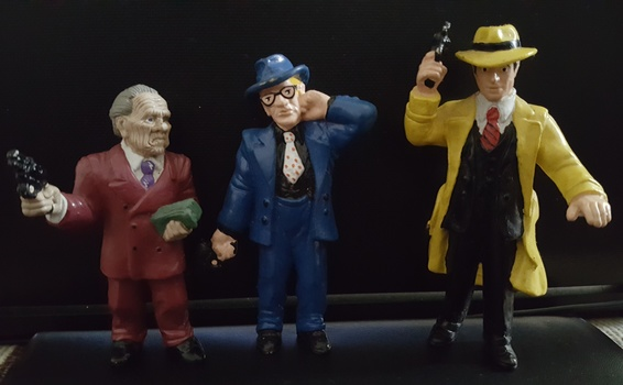 dick tracy itchy - photo #41