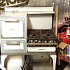Antique cole&#039;s oven