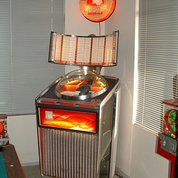 1961 AMI Continental 2 Jukebox
