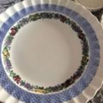 Spode Copeland China No Idea What Pattern - China and Dinnerware