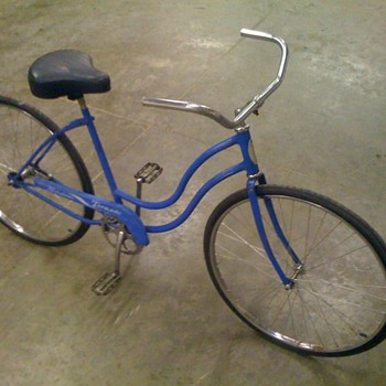 1952 Schwinn Tornado - Outdoor Sports