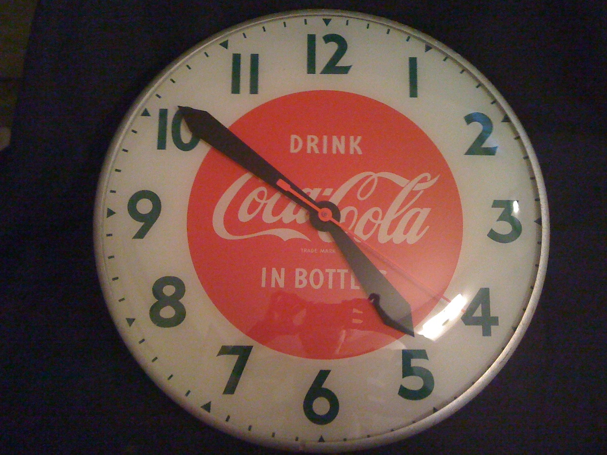 strategy clock coca cola For example coca-cola and pepsi, two similar companies competing for the same market can employ these strategies to outdo each other differentiation is a marketing strategy where a company produces goods that are different from those offered by other companies.