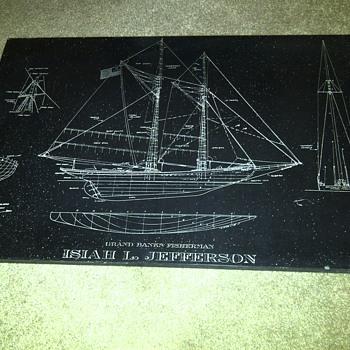 Nautical Slate