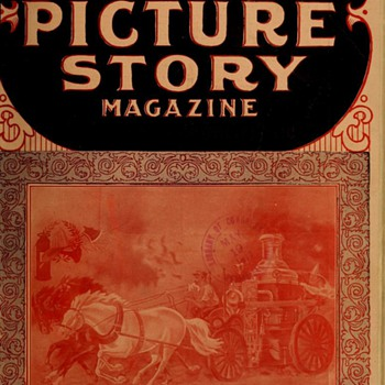 Motion Picture Story Magazine June 1911 Anne Nichols Silent Film Actress - Movies