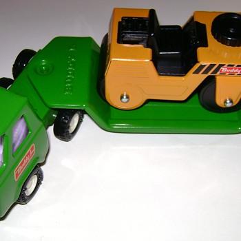 Buddy L Tractor Trailer - Model Cars