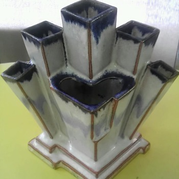 Small Art Deco pottery frog? - Pottery
