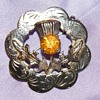 Scottish Mizpah Pin