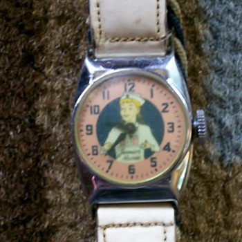 My gift from Kerry a Junior Nurse Watch ! - Wristwatches