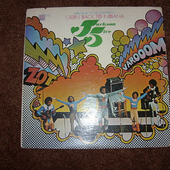 michael jackson 1971 going back to indiana the jackson five - Records