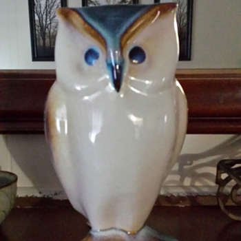 Goebel West Germany Owl Figurine