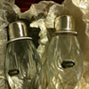 Imported Hand cut Crystal Salt &amp; Pepper Shakers