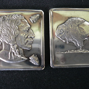 Silver Ingots - Sterling Silver