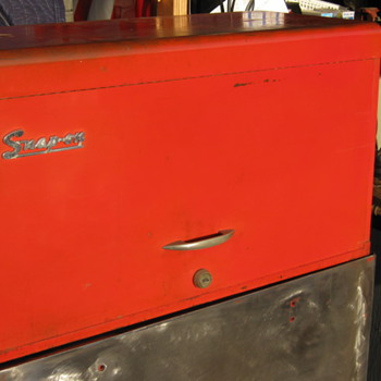 1960 Snap On KR-58B