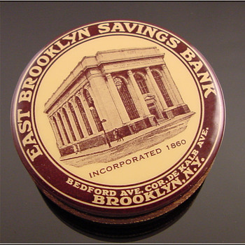 Brooklyn Savings Bank c.1917 