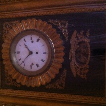 Found in the attic  - Clocks