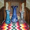 Bohemian Art Nouveau trio.