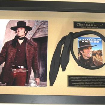Clint Eastwood . . . Western Scarf