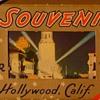 Hollywood Miniature Souvenir Postcards