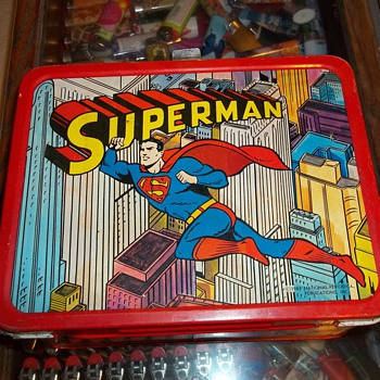 SUPERMAN LUCHBOX