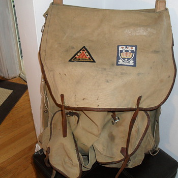 Alexto rucksack or backpack. - Bags