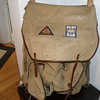 Alexto rucksack or backpack.