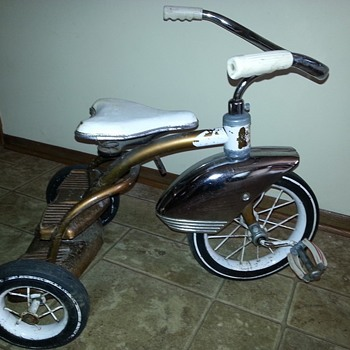 Vintage tricycle Murray 1960's