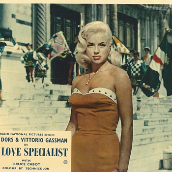 Diana Dors The Love Specialist  - Movies