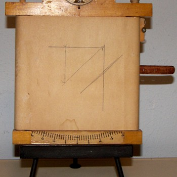 Gurley Sketching Board - Tools and Hardware