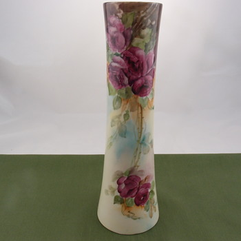 Willets Manufacturing Company Belleek Vase (1879 - 1909)