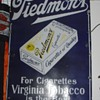 Piedmont Tobacco...Porcelain Sign...Three Colors