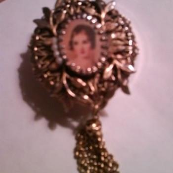 My Mom's Lucerne Watch Pendant - Fine Jewelry