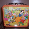 1970&#039;s Snow White Metal Lunchbox