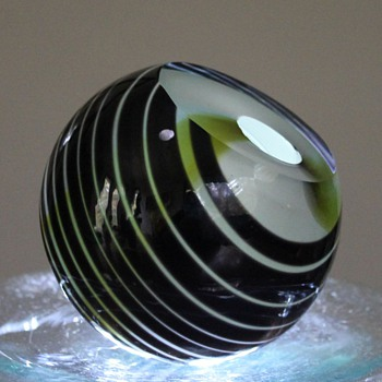 Glass Object by Don Wreford Australia - Art Glass