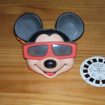 Mickey Mouse Veiwmaster