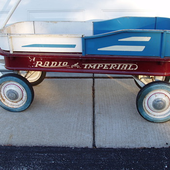 radio imperial wagon