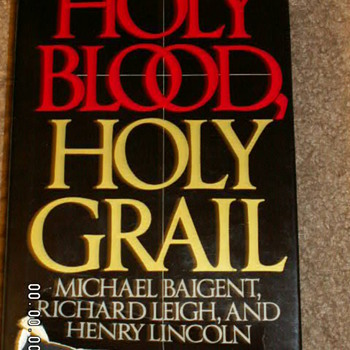 "1982 ""Holy Blood Holy Grail"" by Michael Baigent, Richard Leigh, and Henry Lincoln"