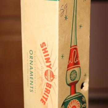 Christmas Tree Topper in original box